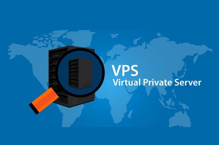 Virtual private server image