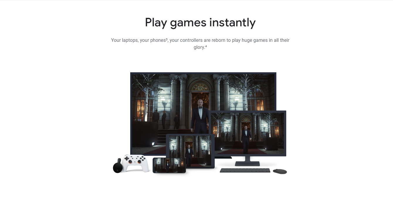 Google Stadia: Cloud Gaming Service by Google